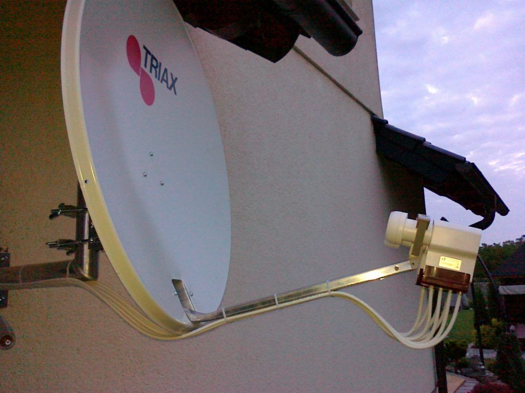 Antena TRIAX