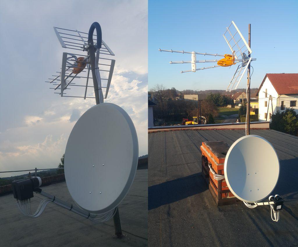 antena SAT i DVB-T