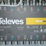 Multiswich Televes NEVO