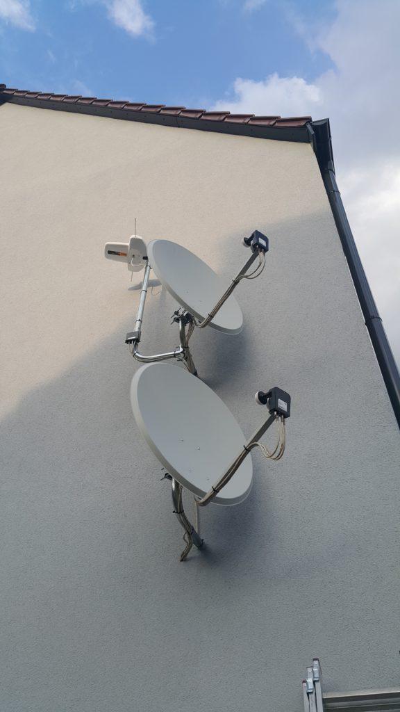 Anteny SAT